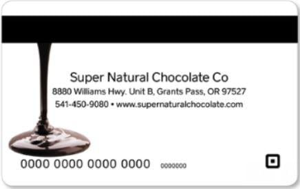 Gift Card - Super Natural Chocolate Co