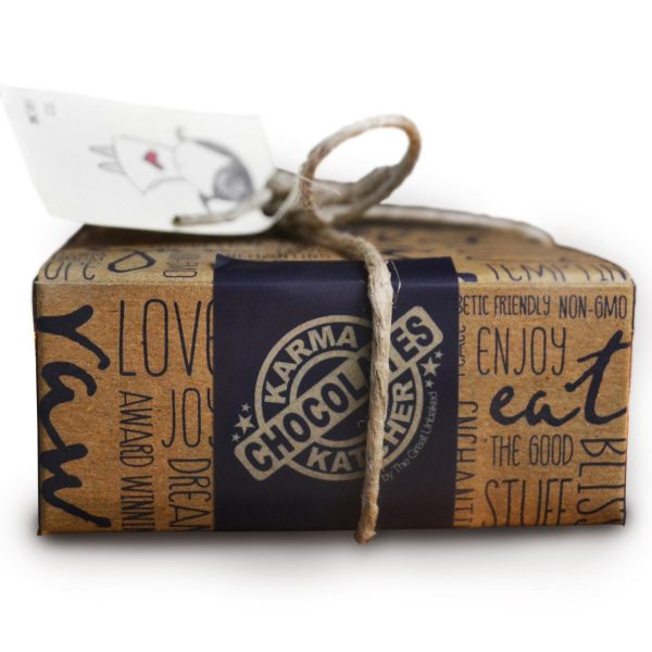 Traditional Truffle Sampler (8 Piece Box) - Super Natural Chocolate Co