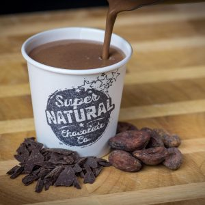 Drinking Chocolate Kit for 2 - Super Natural Chocolate Co