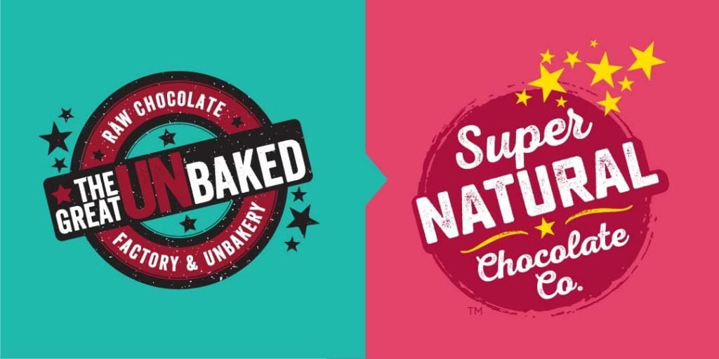 The Great Unbaked is now Super Natural Chocolate Co.